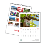 Picture wall calendars