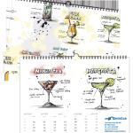 Cocktails | 420 x 297 mm