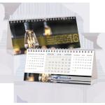 Staankalenders - standaardcover en standaard binnenwerk
