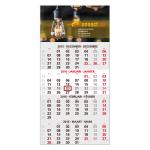 4-maandkalenders - budget